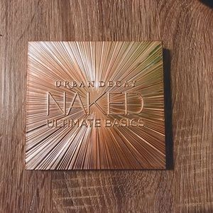 Lightly used Urban Decay ultimate basics palette